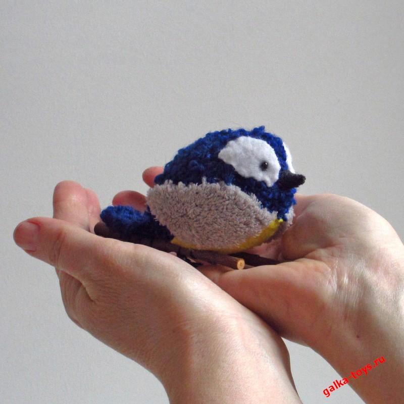 Птичка — Синичка. «Лучше синица в руках, чем журавль в небе»