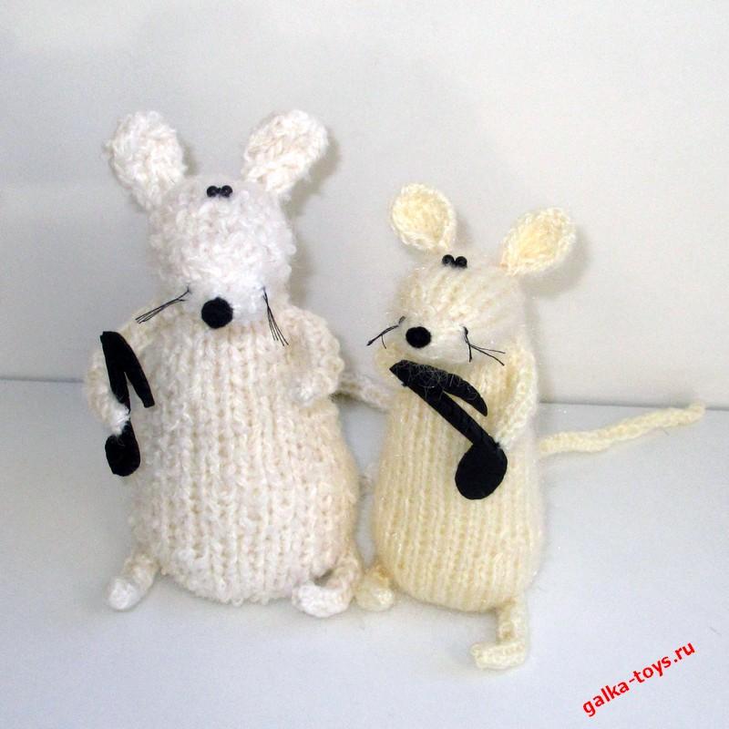 Мышки музыкальные