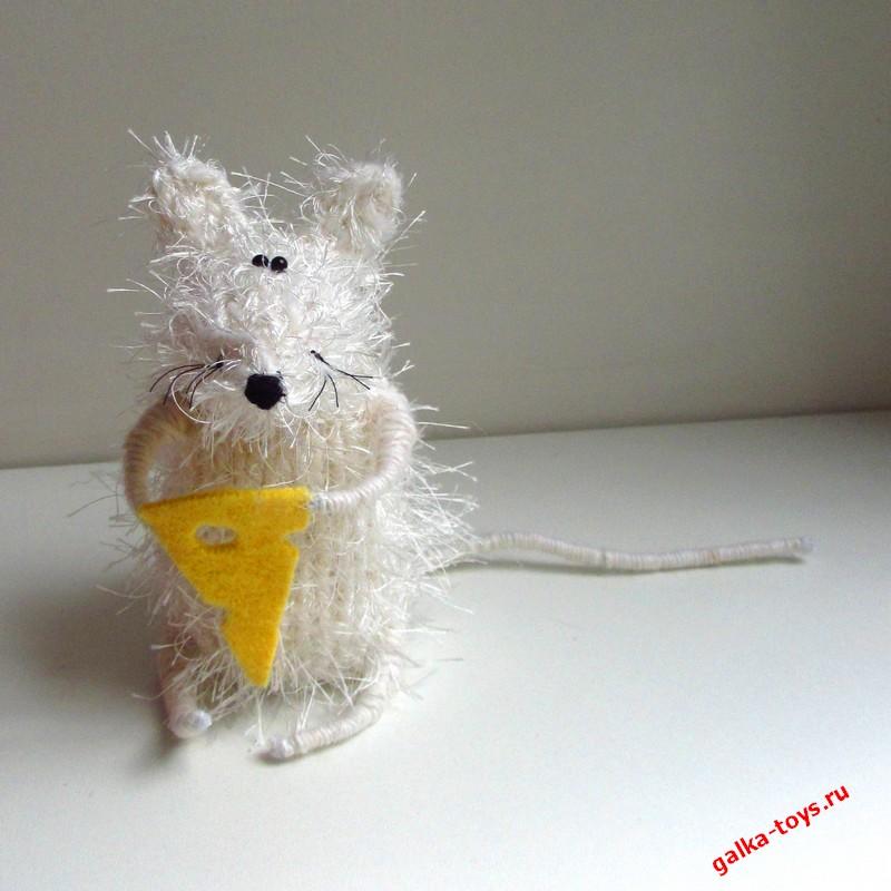 Мышонок сырный