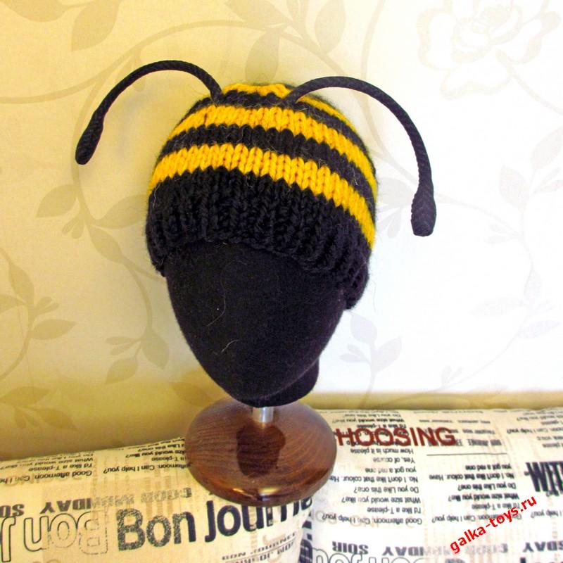 Шапочка Пчелка