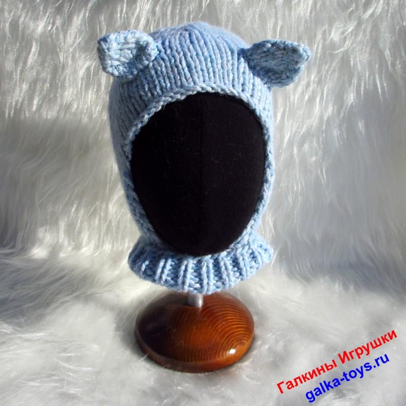 Шапка — шлем Кошечка