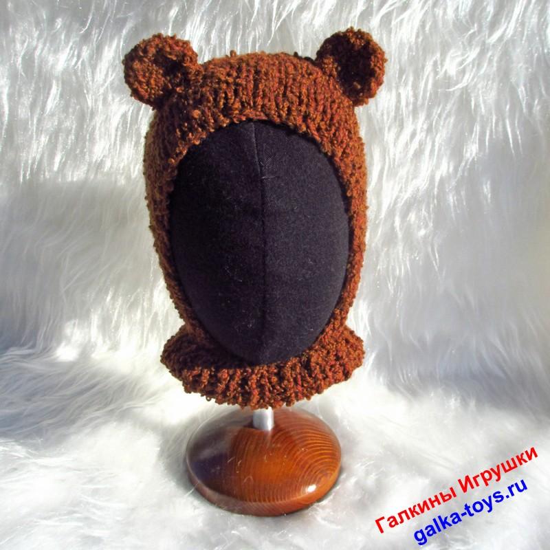 Шапка — шлем Мишка