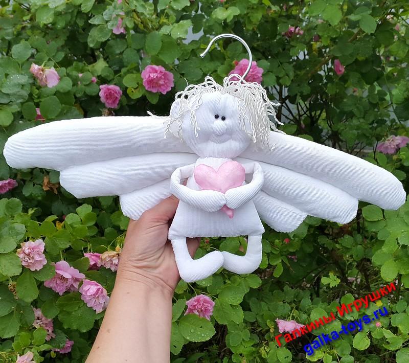 Вешалка гардеробная Ангел.