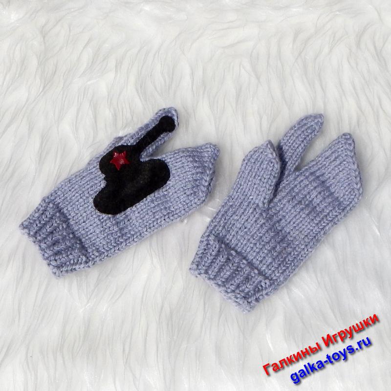 Необычный подарок мужчине — перчатки армейские